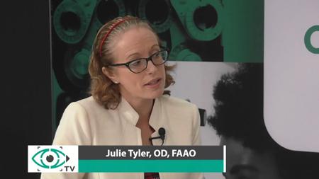 julie tyler contact lens infection